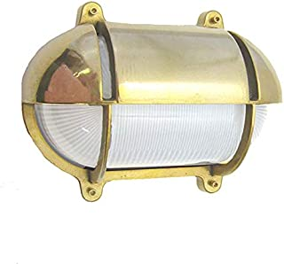 oval eyelid bulkhead light