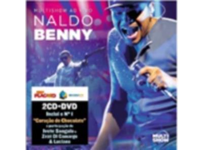 NALDO BENNY-MULTISHOW AO VIVO NALDO BENNY