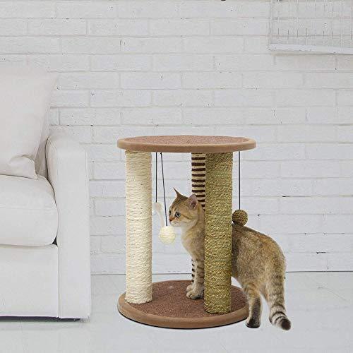 gengxinxin Kratzbaum Für Katzen Kletterbaum Für Katzen Katze S Baum Turm Haustiere Spielen Baum Kratzen Pole Baum Arbre EIN Chat Klettern Springen Spielzeug Rahmen Haustiere Rascador Gato