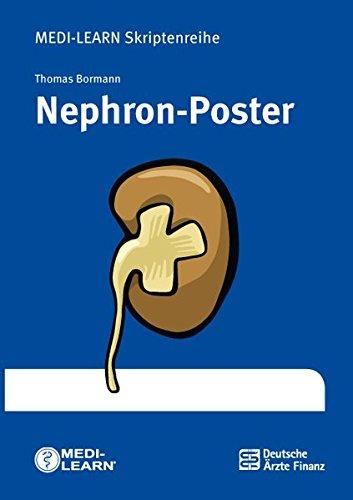 Nephron-Poster: MEDI-LEARN Skriptenreihe Poster