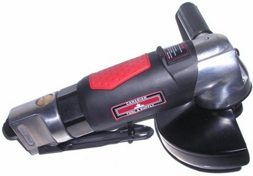 Canadian Tool and Supply 5-Inch Air Angle Grinder with 5/8-11nc Arbor (PAG-5)