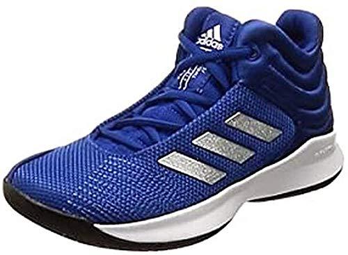 Adidas Pro Spark 2018 K, Zapatillas de Deporte Unisex niño, Azul (Azul 000), 30 EU