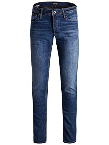 JACK & JONES Boy Slim Fit Jeans Jungs 158Blue Denim
