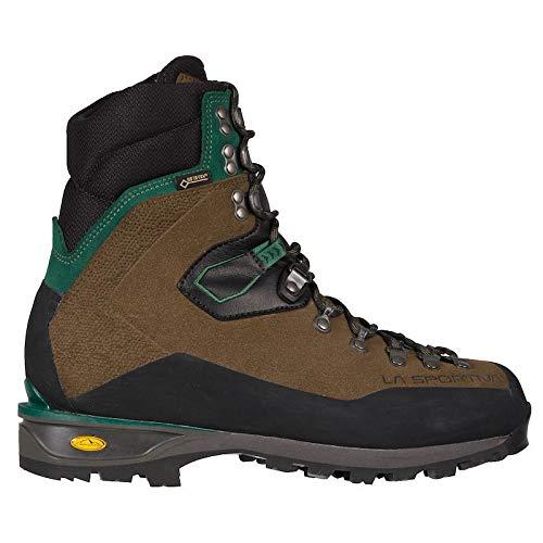 LA SPORTIVA - Chaussures Randonnee Karakorum HC GTX Homme 44.5 - Marron