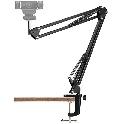 Desktop Webcam Tischaufhängung Ausleger Scissor Arm Halterung Halter für Logitech Webcam C922 C930e C930 C920 C615