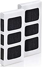 Omaeon Filter fits Frigidaire PAULTRA2 Refrigerator Air Filter PureAir Ultra II Replacement For Frigidaire Gallery and Electrolux Refrigerators 5303918847, 242047805, EAP12364179, Pure Air II (2 Pack)
