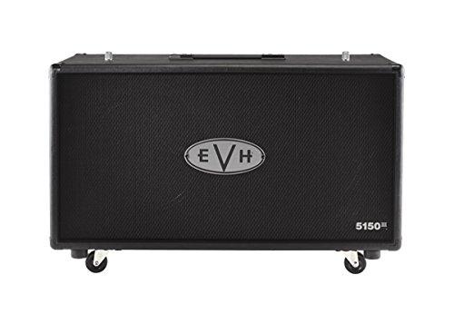 EVH 5150 III 2x12 Guitar Speaker Cabinet Black