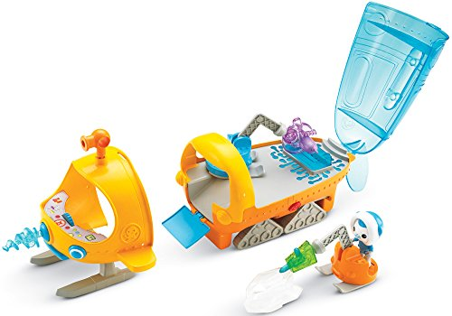 Octonauts Gup S Polar Exploration Vehicle