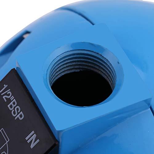 Resistente a la corrosión Sin ruido Drenaje estable Drenaje de flotador redondo Drenaje de flotador, para drenaje automático, para drenaje de compresor de aire, para drenaje de agua
