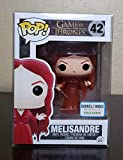 FunKo - Pop Game of Thrones 42 - 024753 - Figura de Melisandre de Juego de Tronos de Vinilo Transpar...