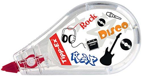 Bic Tipp-Ex Mini Pocket Mouse roller® Décor-Correttore a nastro, ecologico, 5 mm x 5 m