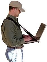 Connect-A-Desk: Mobile Laptop Harness & Desk