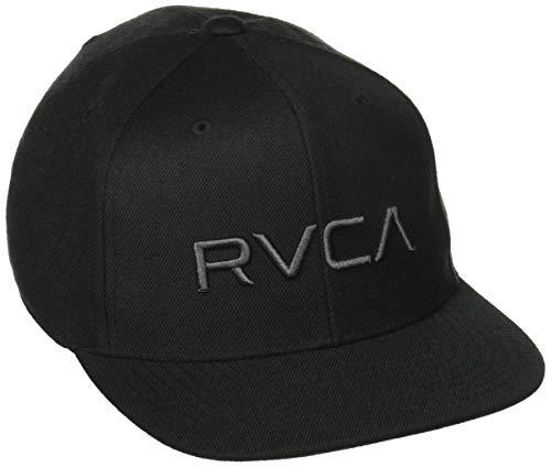 RVCA Boy's Rvca Twill Snapback Iii Hat Black One Size
