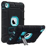 ULAK Coque iPad Mini 1 2 3, iPad Mini Étui Housse de Protection Antichoc avec Support Coque pour...