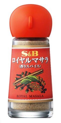 S&B ロイヤルマサラ 13g×5個