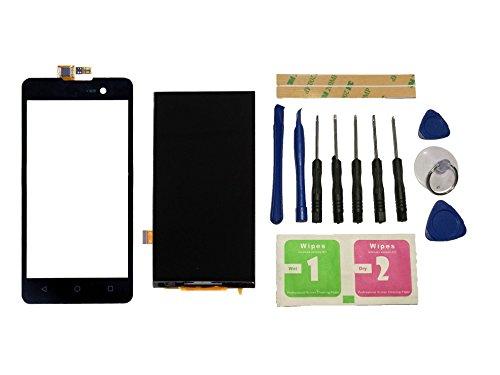 Flügel für Wiko Lenny 2 Display LCD Ersatzdisplay Schwarz Touchscreen Digitizer Bildschirm Glas Assembly (ohne Rahmen) Ersatzteile & Werkzeuge & Kleber