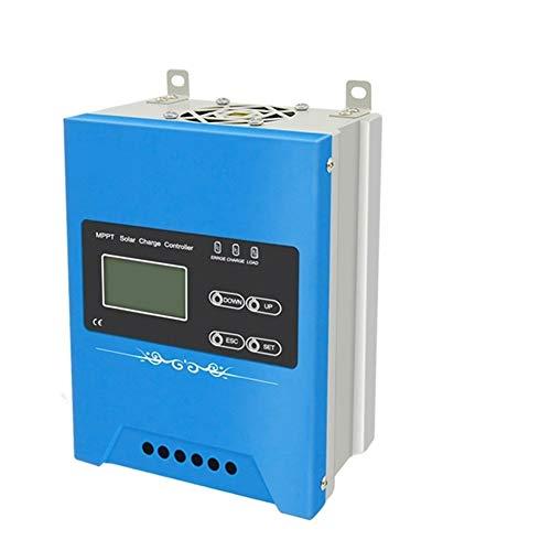 Controlador de carga solar Controlador de carga solar MPPT Regulador de batería de panel solar automático de 12V / 24V / 48V Controlador de carga solar con pantalla LCD WIFI GPRS 30A / 40A / 50A Contr