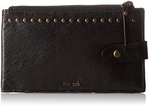 The Sak Silverlake Slim Credit Card Wallet, scarlet