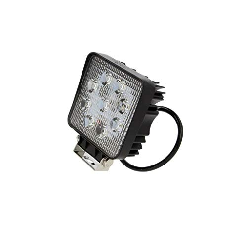 EB8004 Working lamp 27W 1400lm IP67 Light source: 9x LED 10-30VDC ELTA