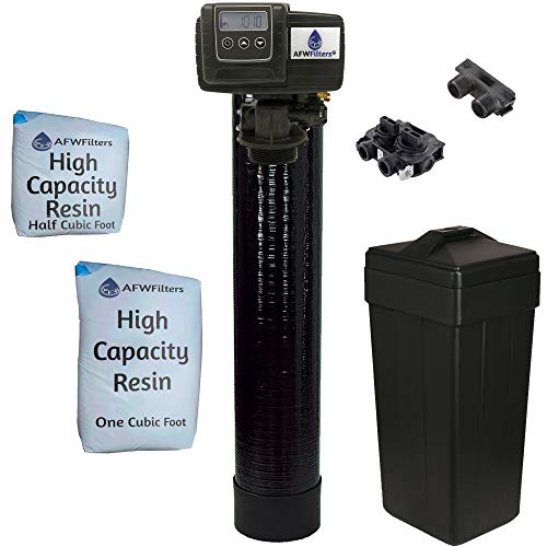 AFWFilters 5600SXT 48,000 Grain Water Softener Digital SXT Metered Whole House System