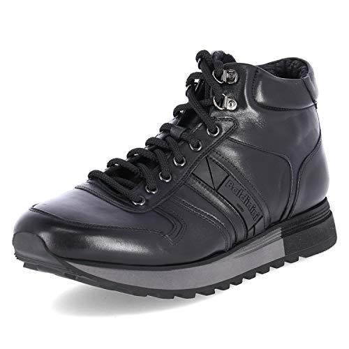 Baldinini Sneaker Größe 46 EU Schwarz (Schwarz)