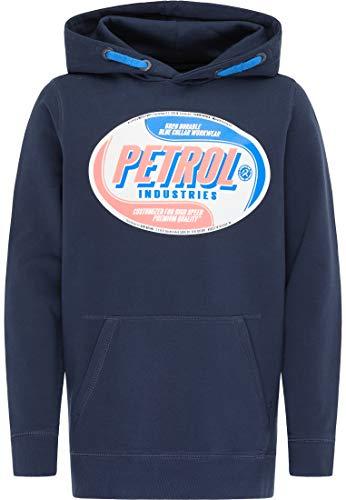Petrol Industries Jungen Sweatshirt mit Kapuze Marine (52) 176