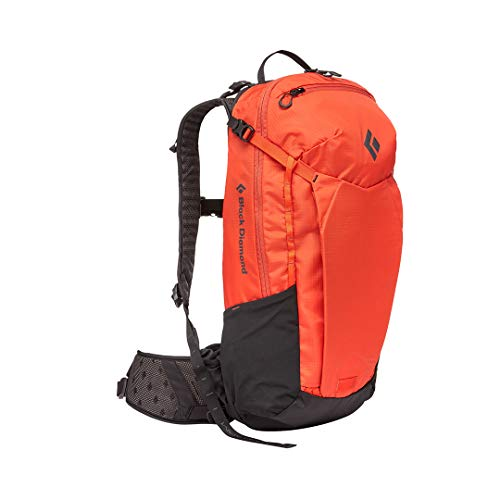 Black Diamond Unisex-Adult Nitro 22 Rucksack, Orange, Mittel