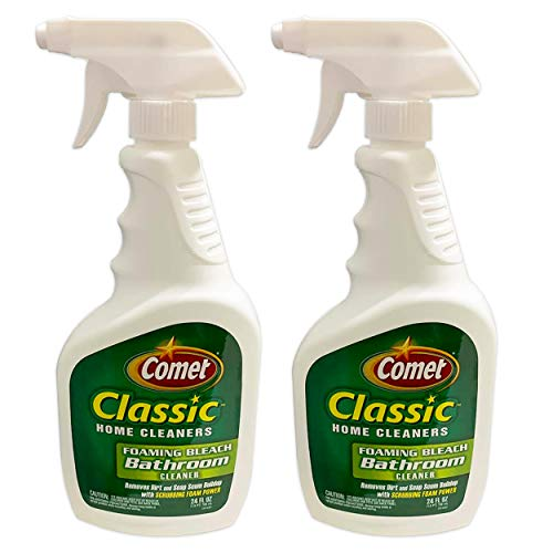 Spray Cleaner with Bleach - 24 oz. - Pack of 2