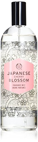 The Body Shop flor de cerezo japonés en spray para la Mujer, Rocío perfumado 100ml