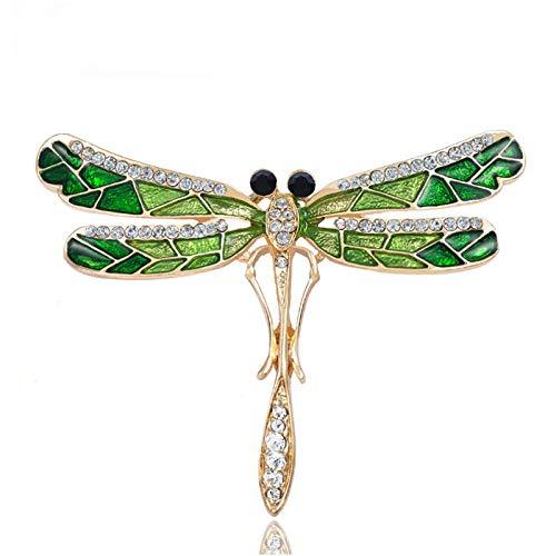 Zxx17 Boutique Pin, Mode, Insekt, Diamant, Kleidung, Brosche