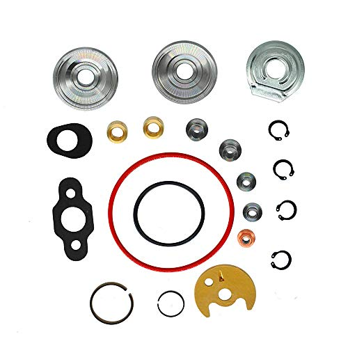 Turbo Turbocharger Upgraded Rebuild Kit Fit for TD04 TD04H TD04L TD04HL Volvo Subaru Dodge 49177-02500 49377-06200 14412AA140