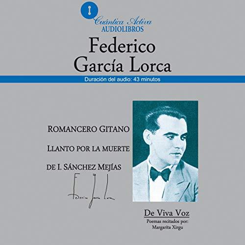 Romancero Gitano y Llanto por la muerte de I. Sanchez Mejías copertina
