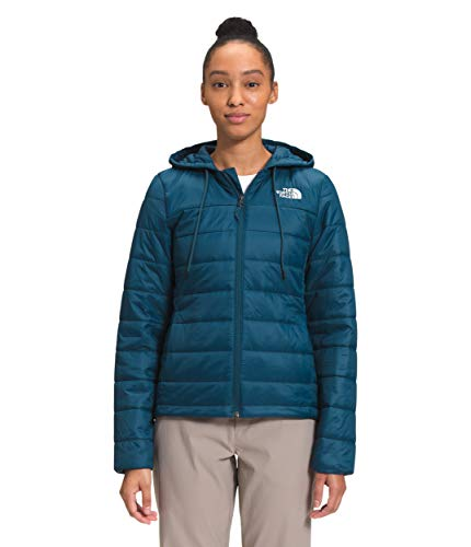 The North Face Women's Grays Torreys Insulated Jacket, Monterey Blue, XL