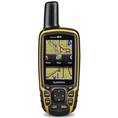Garmin GPSMap 64 GPS Gerät mit Live Tracking und Smart Notifications