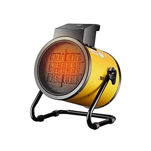 Heizlüfter ZYY Gewächshausheizung, Elektro-Gebläseheizung, 2000W/3000W Heizleistung, IPX4 spritzwassergeschützt, Schnelle Erwärmung Mehrfachschutz großer Luftauslass