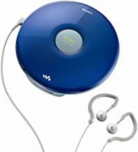 Sony DFJ040PSBLU CD Walkman Portable Compact Disc Player with Tuner