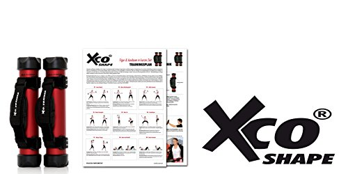 Xco-Trainer Walking & Running Set of 2Ã'Â incl. accessories, Belt by Flexi