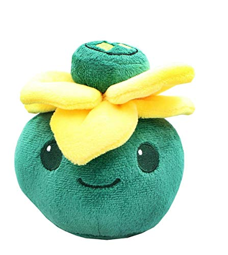 Slime Rancher Tangle Slime Mini Plush Collectible | Official Slime Rancher Soft Plush Doll | 4-Inch Tall
