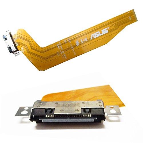 Flex - Conector de carga hembra para tablet ASUS TF201 USB Charging...