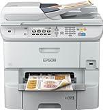 'c11cd49301–WorkForce Pro wf-6590dwf 4.800X 1.200DPI, A4, 10.16cm (4), schermo LCD 10.9, Duplex, 34PPM, Fax, USB, Ethernet, Wi-Fi