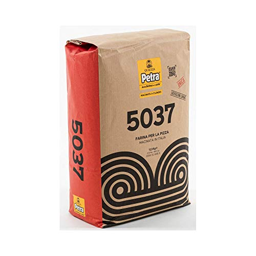 Farina Petra 5037- sacco da 12,5 kg - Farina di tipo 0 UNICA