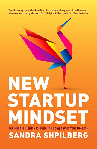 New Startup Mindset: Ten Mindset Shifts to Build the Company of Your Dreams (English Edition)
