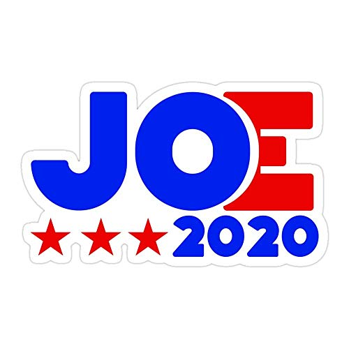 DKISEE (3 PCs/Pack Aka Kamala Joe Biden Harries for President 2020 Election Die-Cut Stickers Decals for Laptop Window Car Bumper Helmet Water Bottle 4 inches