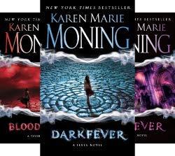 Moning s 6-book MacKayla Lane  FEVER  Series -- Darkfever / Bloodfever / Faefever / Dreamfever / Shadowfever / Iced