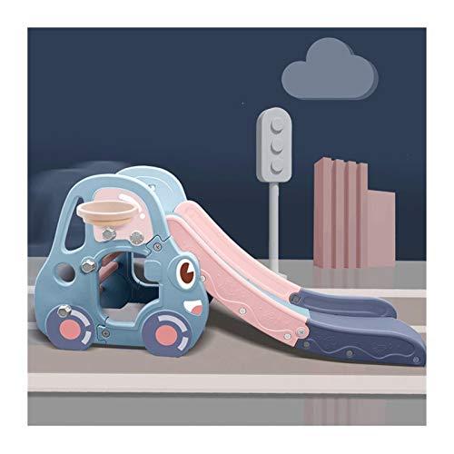 LJJOO Diapositiva Infantil Inicio Inicio Slide Baby Pequeño Kindergarten Playground Pequeño Diapositiva Juguete Toboganes Independientes