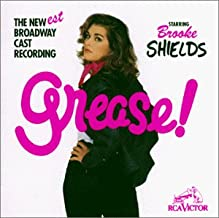 Grease - The Newest Broadway Cast Recording 1994 Revival with Added 1995 Tracks