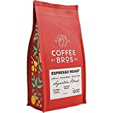 Coffee Bros., Espresso Roast — Whole Bean — 100% Arabica — 1 Bag (12oz) — Colombia &...