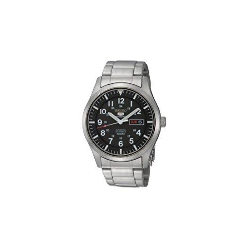 Seiko Uhren SNZG13K1 Sportuhren Automatikuhren Mechanische Armbanduhren