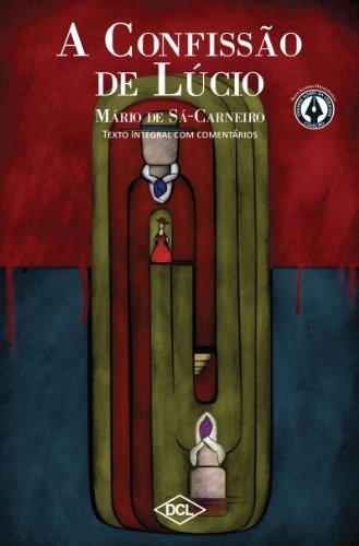 A Confissão de Lúcio (Portuguese Edition)