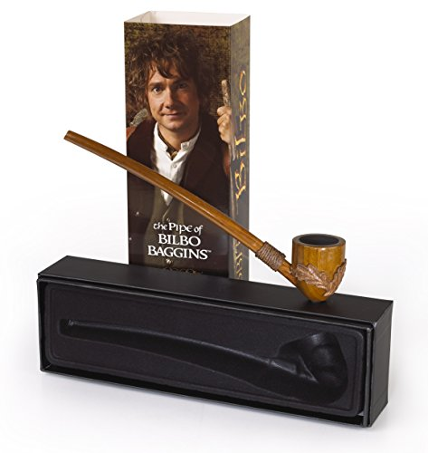 The Noble Collection La Pipa Hobbit de Bilbo Baggins